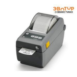 Принтер штрих-кодов Zebra ZD410