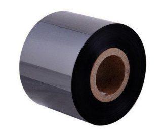 Термо-трансферная лента 110мм*450м черная