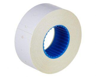 Этикет-лента 21,5*12 белая прямоугольная