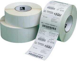 Этикетка для термотрансферной печати Zebra Z-Select 2000Т 102х102
