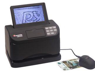 Детектор банкнот Cassida D 6000