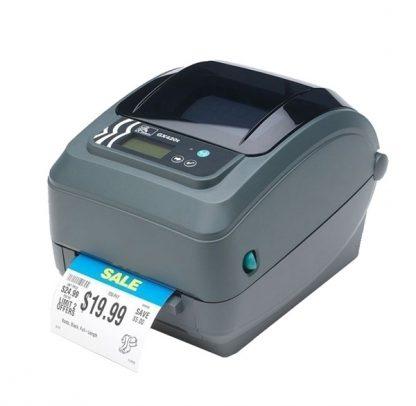 Принтер штрих-кодов Zebra GX420t