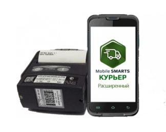 Терминал Unitech EA600 «Mobile SMARTS: Курьер» ККМ ШТРИХ-Mobile-Ф