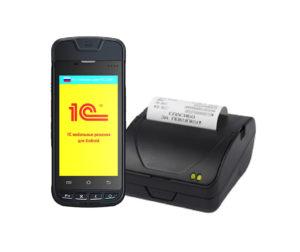 Атол 15Ф 1С: Мобильная касса