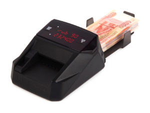 Автоматический детектор банкнот MONIRON DEC ERGO