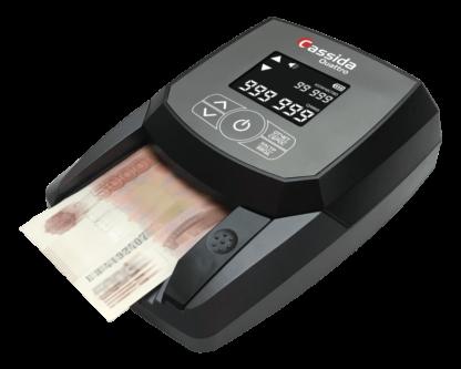 Автоматический детектор банкнот Cassida Quattro