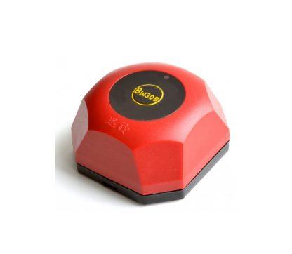 Кнопка вызова официанта АРЕ560 красная
