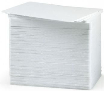 UltraCard CR-80 белая 30mil