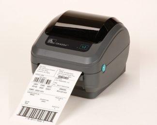 Принтер штрих-кодов Zebra GK420d