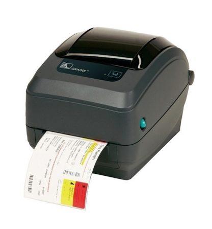 Принтер штрих-кодов Zebra GX430t