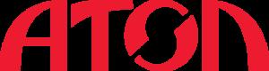 Логотип компании Атол