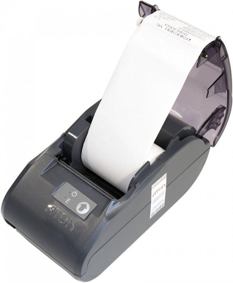 Замена бумаги
