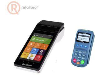 Эвотор 5 Банк Visa мобильный смарт-терминал