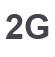 Поддерживает 2G беспроводные сети