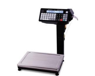 Весы МАССА-К ВПМ-Т c печатью этикеток