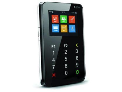 PAX D200 мобильный банковский терминал
