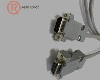 Кабель RS232C-9pin для подключения весов CAS