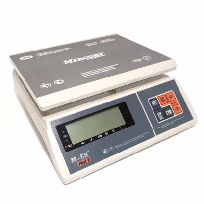 Фасовочные настольные весы M-ER 326 AFU