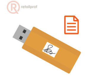 Электронная подпись для сдачи отчетности